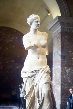 Venus De Milo, C130-120 Bc by Alexandros of Antioch