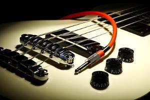 Guitar and Wire by Alexandru Nika