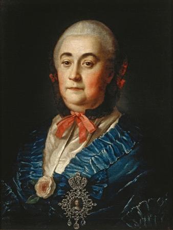 Portrait of Anastasia Izmaylova (1703-176), 1759