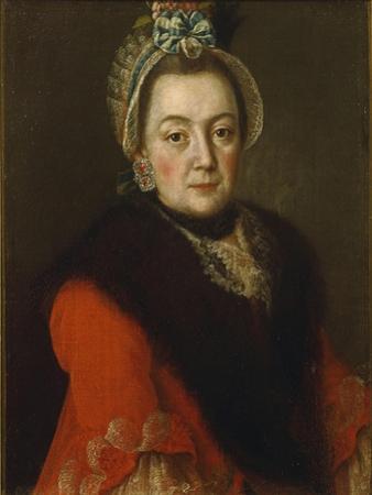 Portrait of Anna Ivanovna Kolycheva, 1768