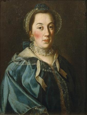 Portrait of Countess Yelizaveta Franzevna Buturliina, 1763