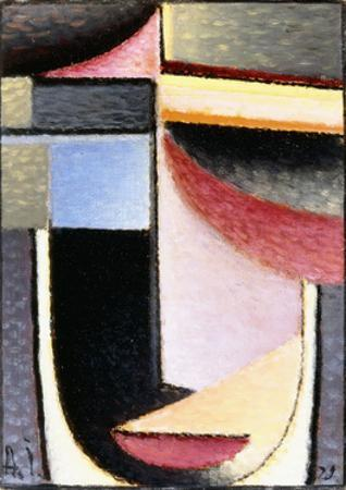 Abstract Head: the Chalice Passed Me, 1929