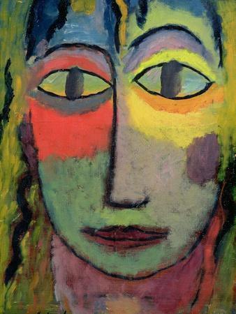 Head of a Woman 'Medusa', 1923
