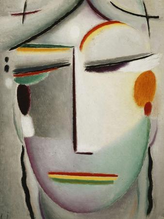 Heilandsgesicht: Remote King - Buddha Ii; Heilandsgesicht: Ferne Hohheit - Buddha Ii, C.1921