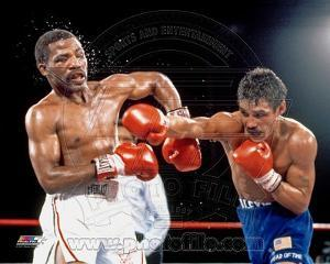 Alexis Arguello, Aaron Pryor Photo