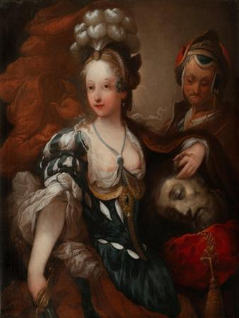 Judith with the Head of Holofernes, Mid of the 18th C