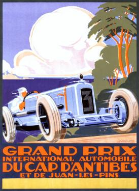 Grand Prix d'Antibes by Alexis Kow