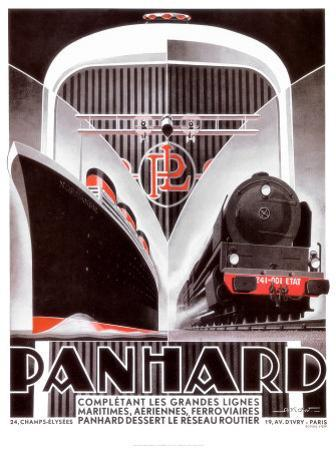 Panhard Lines by Alexis Kow