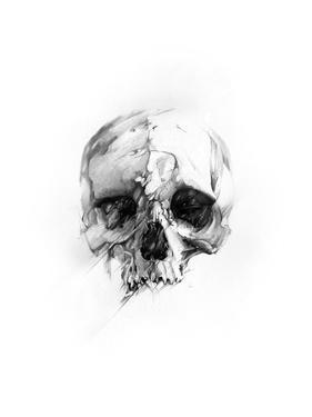 Skull 46 by Alexis Marcou