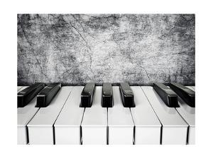 Piano Keys by alexroz