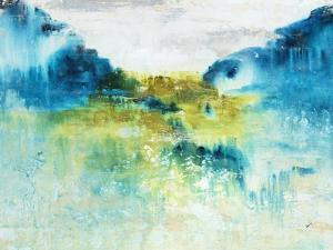 Aqua Cascade by Alexys Henry
