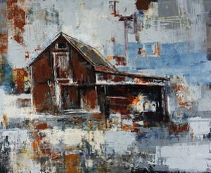 Barn by Alexys Henry