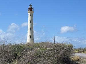 California Lighthouse, Aruba, ABC Islands by alfotokunst