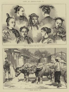 Life in China, Part IV by Alfred Chantrey Corbould