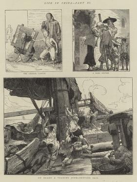 Life in China, Part Xi by Alfred Chantrey Corbould