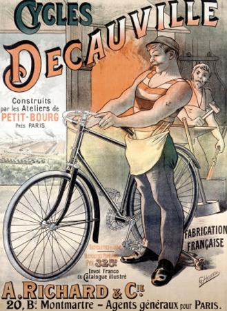 Cycles Decauville