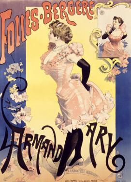 Folies Bergere by Alfred Choubrac