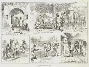 Buying a Pony in India by Alfred Courbould