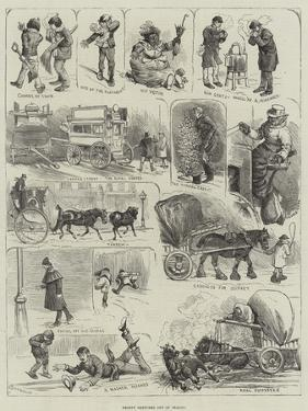 Frosty Sketches Out of Season by Alfred Courbould
