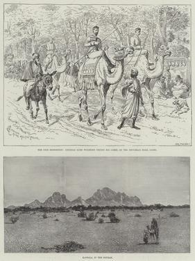 The Nile Expedition by Alfred Courbould