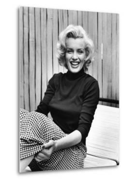 Actress Marilyn Monroe at Home by Alfred Eisenstaedt