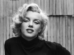 Actress Marilyn Monroe by Alfred Eisenstaedt