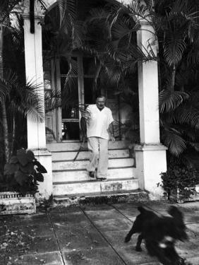 Ernest Hemingway by Alfred Eisenstaedt