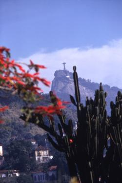 July 1973: Christ the Redeemer Statue, Rio De Janeiro, Brazil by Alfred Eisenstaedt