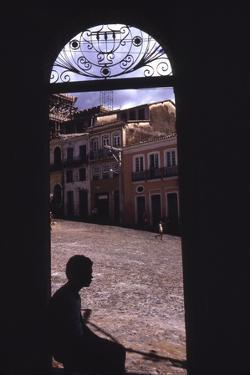 July 1973: Town of Ouro Preto, Brazil by Alfred Eisenstaedt