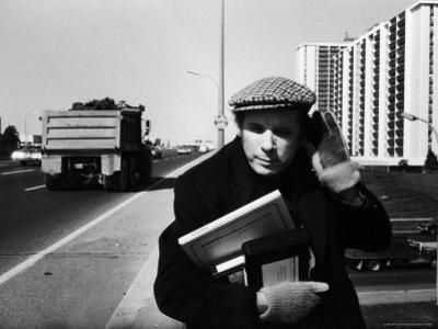 Pianist Glenn Gould by Alfred Eisenstaedt
