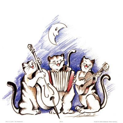 Katzenjammer by Alfred Gockel