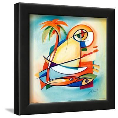 Sun Fish I by Alfred Gockel