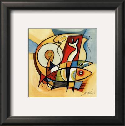 Sun Fish II by Alfred Gockel