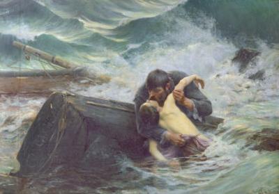 Adieu, 1892
