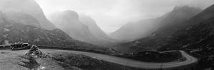 Mist in Glencoe by Alfred Hind Robinson