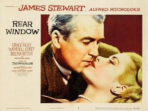 "Alfred Hitchcock's Rear Window, 1954, ""Rear Window"" Directed by Alfred Hitchcock"