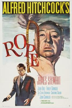 """Alfred Hitchcock's Rope, 1948, """"Rope"""" Directed by Alfred Hitchcock"""