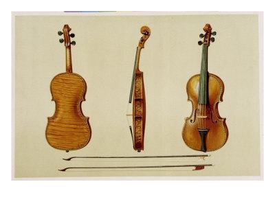 The Hellier Violin Made by Antonio Stradivarius