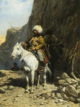 The Cossack by Alfred Kowalski