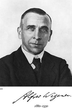 Alfred Lothar Wegener, German Geophysicist and Meteorologist