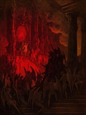 Totentanz 1848: Death as a republican hero by Alfred Rethel