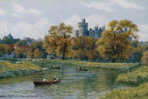 Arundel Castle by Alfred Robert Quinton