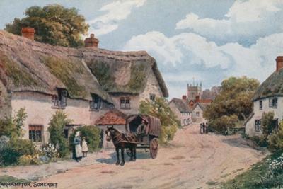 Carhampton, Somerset by Alfred Robert Quinton