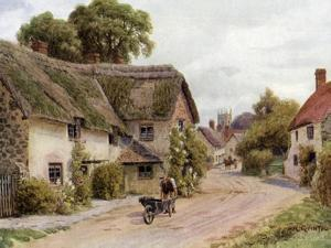 Carhampton, Somerset by Alfred Robert Quinton