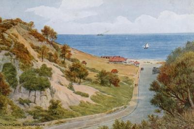 Durley Chine, Bournemouth by Alfred Robert Quinton