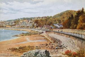 Grange-Over-Sands, from E by Alfred Robert Quinton