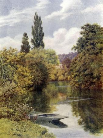 Hurley Backwater by Alfred Robert Quinton
