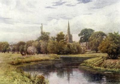 Lechlade by Alfred Robert Quinton