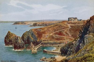 Mullion Cove, Cornwall by Alfred Robert Quinton