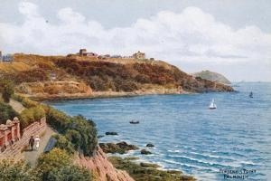 Pendennis Point, Falmouth by Alfred Robert Quinton